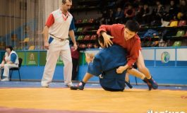 Хабаровские спортсмены стали лучшими на Чемпионате ДВФО по самбо