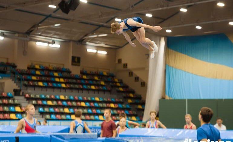 В поиске левитации: в Хабаровске прошел Кубок ДФО по батутному спорту