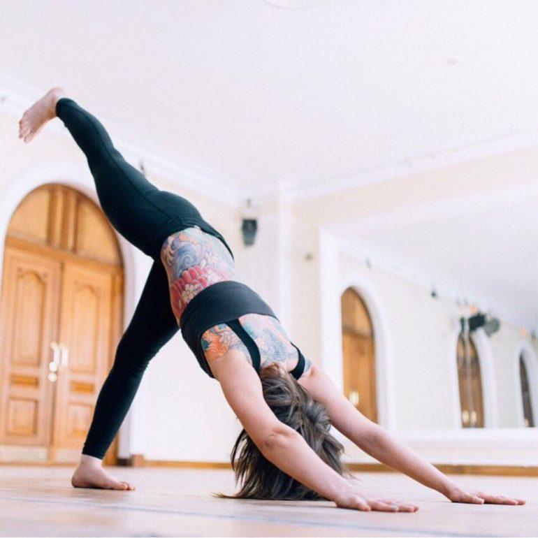 йога в хабаровске для начинающих хабинфо
