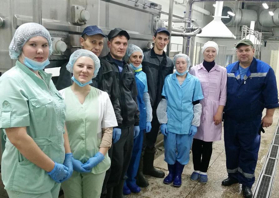 серышевский колбасный цех полуфабрикаты продукт