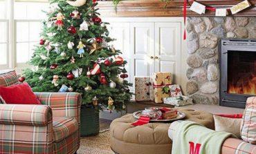 Украшаем квартиру к Новому году: советы дизайнера