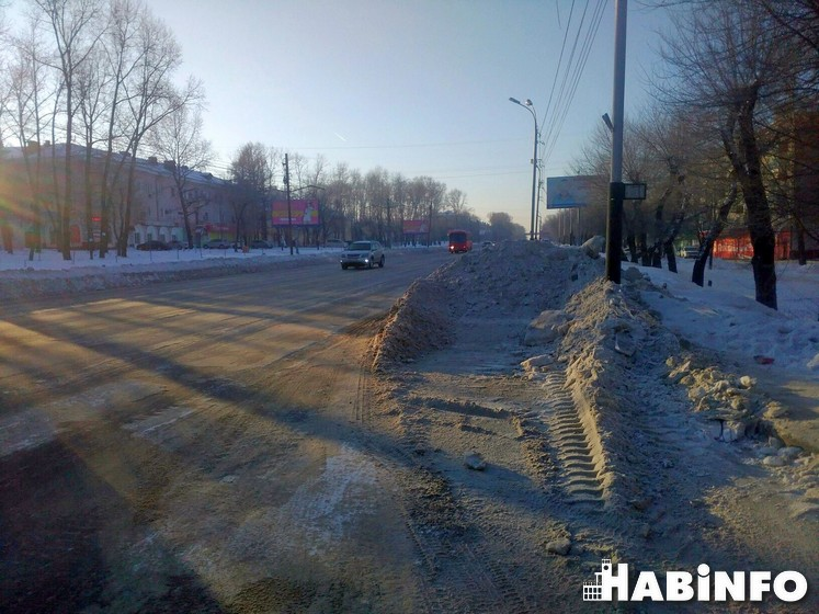 уборка снега в хабаровске суд дорожники муп