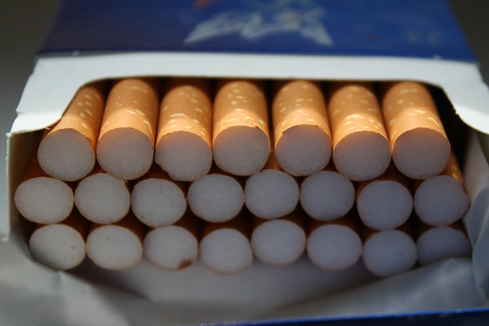 подорожание сигарет табака