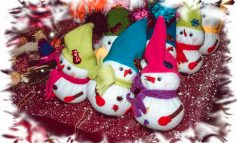 Готовим новогодние игрушки своими руками. Шесть идей