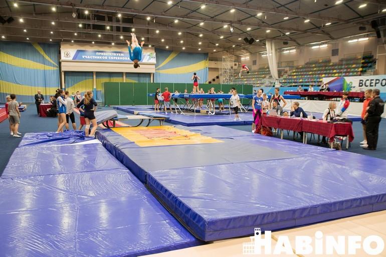 гимнастика для детей в хабаровске спортивная