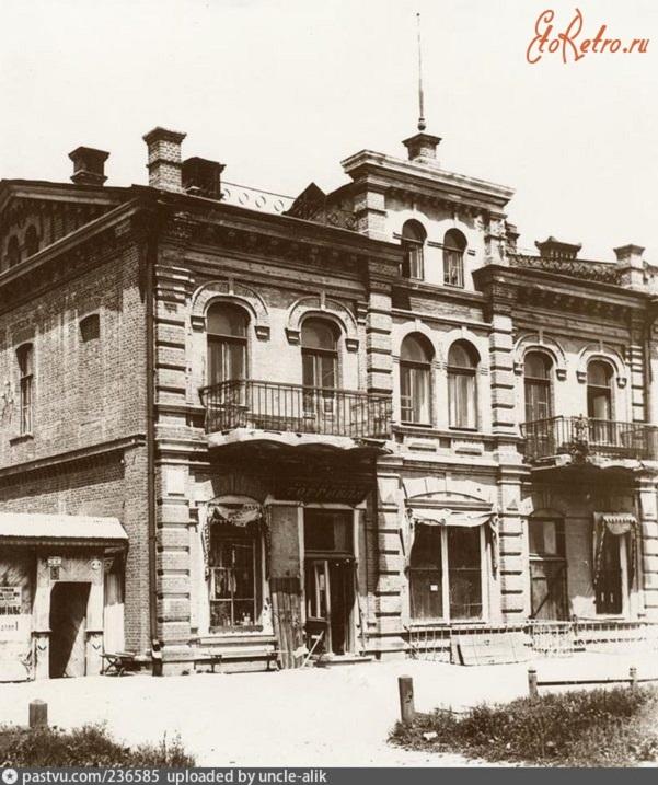 Доходный дом Танцыревых