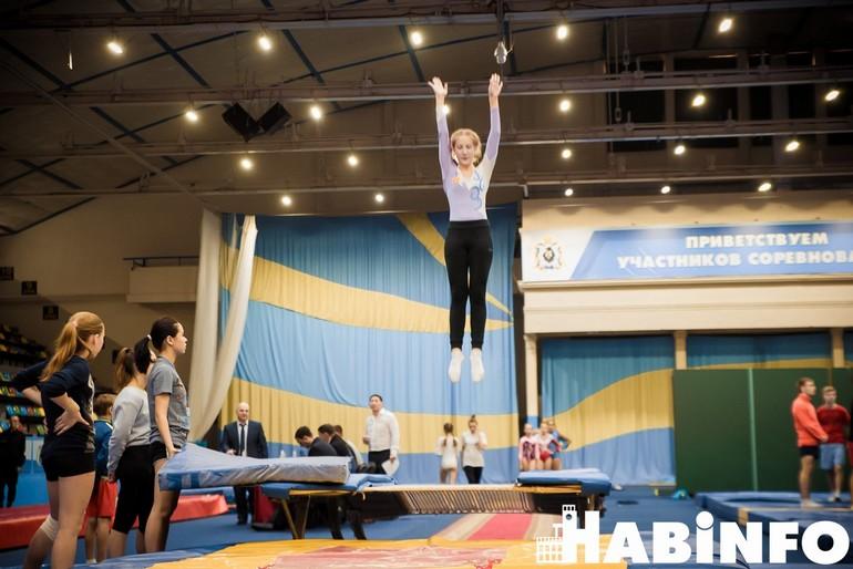 занятия гимнастикой для детей
