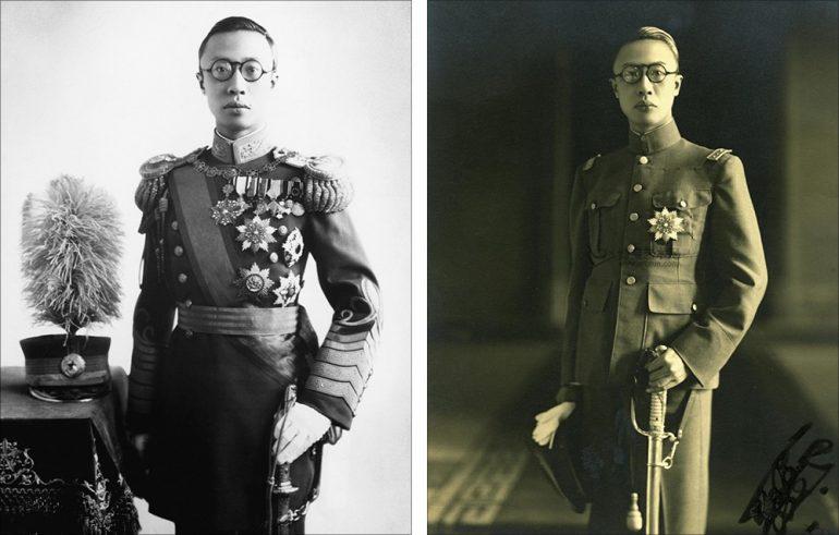 Император Пу И фото habinfo.ru хабинфо