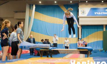 Секция спортивной гимнастики для детей