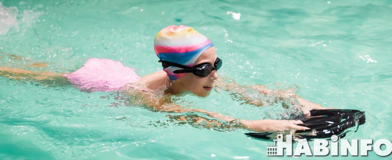 Секция спортивного плавания для детей