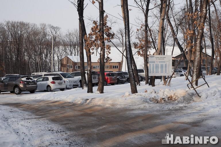 база отдыха снеговик хабаровск стоянка