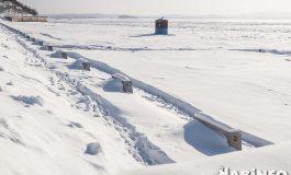 Прогулки по воде: чем может удивить замерзший Амур?