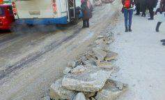 На очистку Хабаровска от снега не хватает денег