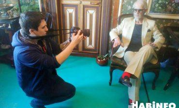 Гламурный дед покоряет мир: сюжеты о жителе Хабаровска вышли в Бразилии, Германии, Ливане и Италии