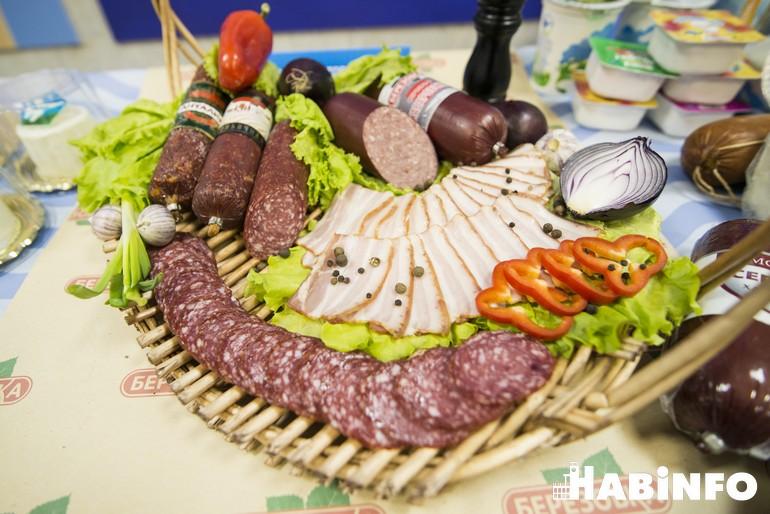 центры пищевой промышленности колбасные изделия
