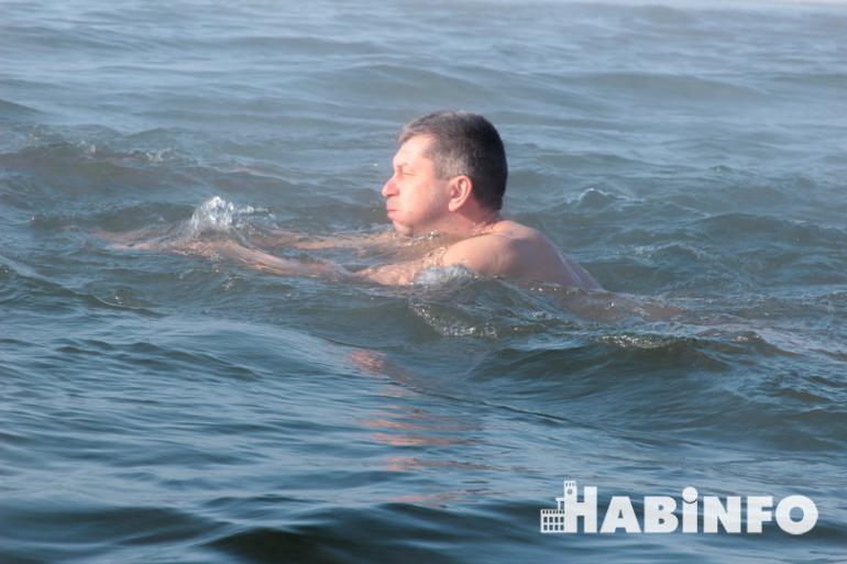 моржи хабаровска заплыв клуб касатка