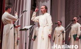 """""""Калинкой"""" и народными напевами сразил хабаровчан хор Свято-Данилова монастыря"""