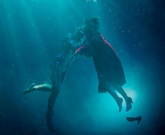 Просто такая странная любовь: обзор на фильм «Форма воды»