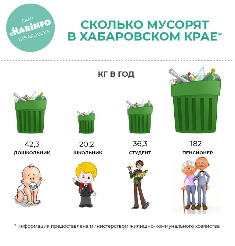 Мусорные деньги не могут поделить: когда в Хабаровске решат проблему с отходами