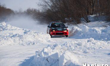 Внедорожники на льду: соревнования ралли ICE MASTER прошли в Хабаровске