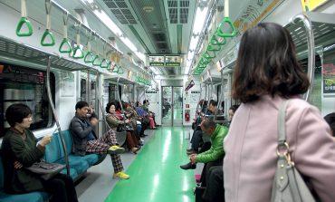 Осенние каникулы в Сеуле-3: общественный транспорт