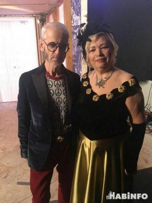 Борис Дунаевский нашел себе невесту и показал свой гардероб