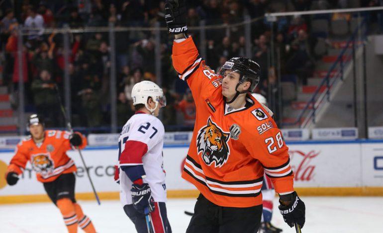 Хоккей на вылет: хабаровский «Амур» побьется за сохранение в КХЛ