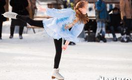 Болеем за наших: хабаровчане устроили флешмоб в поддержку российских олимпийцев