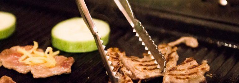 Гриль по-азиатски: пробуем готовить корейскую еду в кафе Gangnam