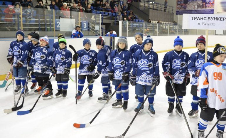 Как в маленьком поселке Хабаровского края развивают хоккей мирового уровня