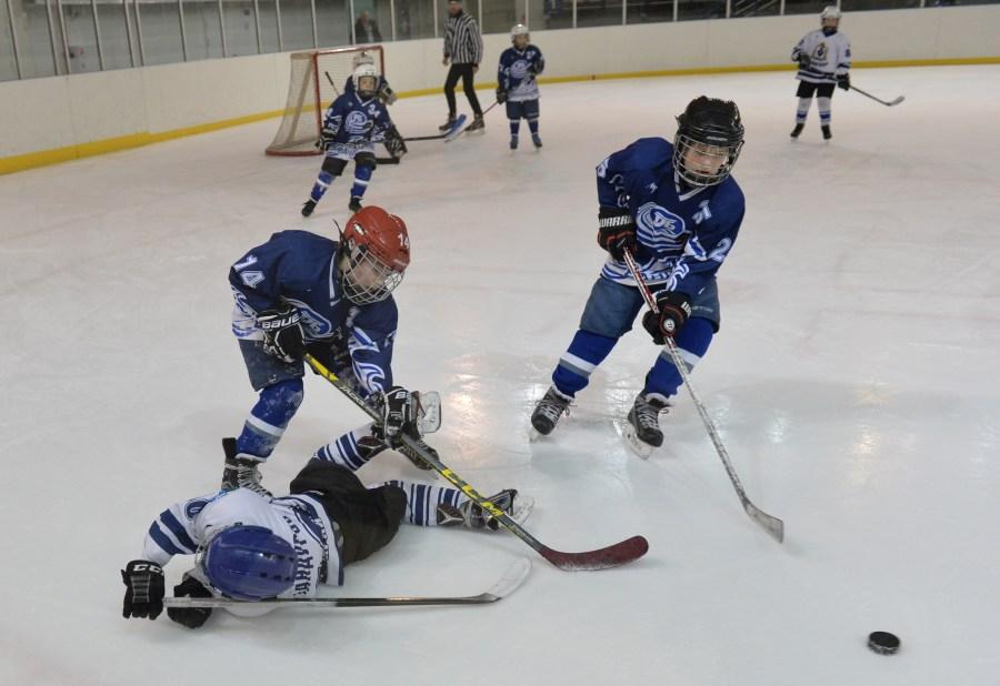 хоккей Ванино игра молодежка