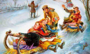 Русская Масленица - народный символ любви, счастья и мира в семье
