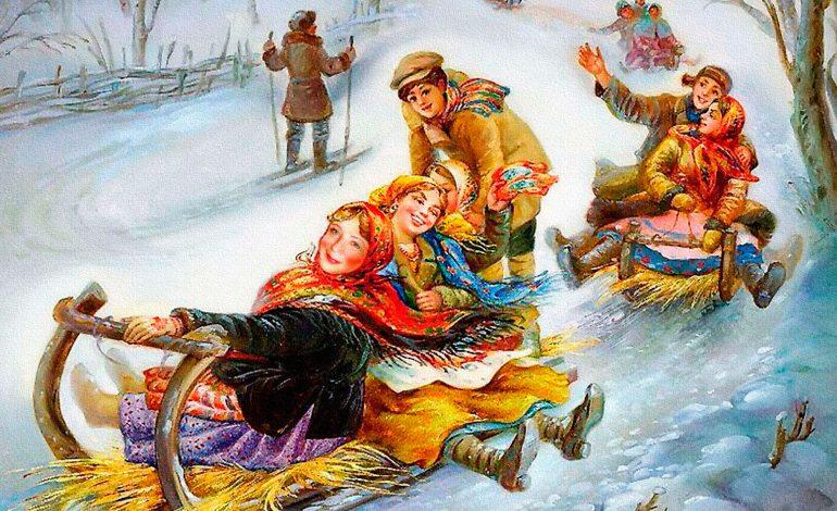 Русская Масленица — народный символ любви, счастья и мира в семье