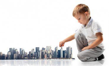 У правильно развивающегося ребенка должно быть много увлечений