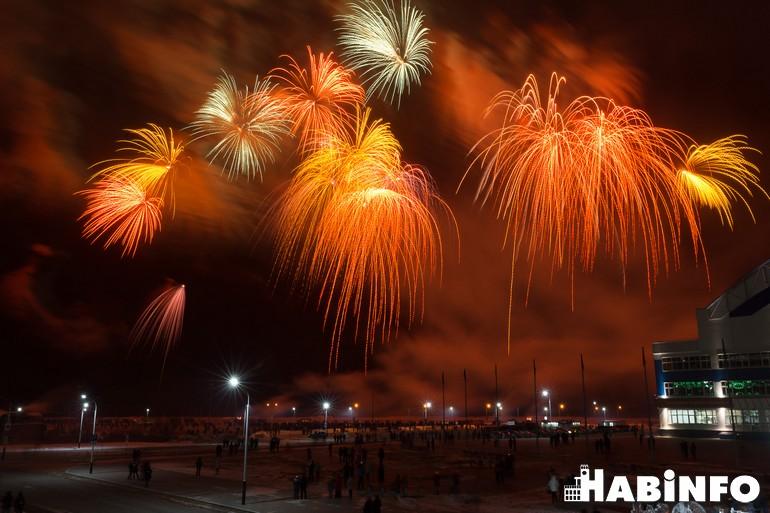23 февраля 2021 в Хабаровске: салют, концерты и другие события