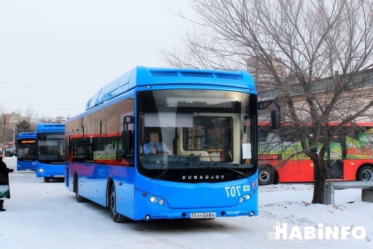 количество автобусов маршруте 1