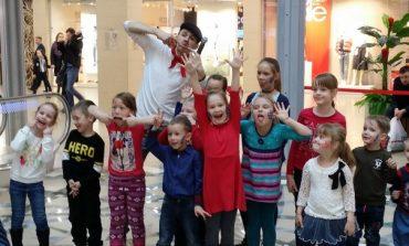 Юные хабаровчане отпраздновали День театра