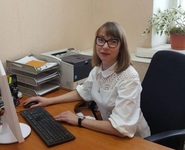 Натальи Пылиной, заместителя главного государственного ветинспектора края