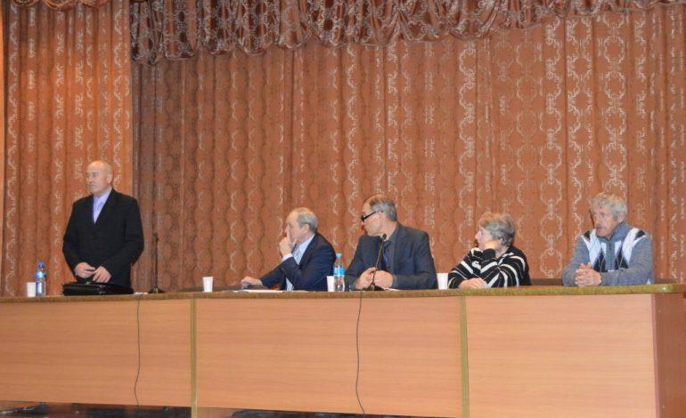 В Хабаровском межрайонном союзе садоводов прошла отчетная конференция