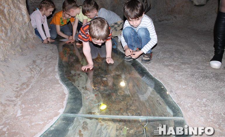 Почувствуй себя археологом: «пещерное» развлечение для детей и взрослых