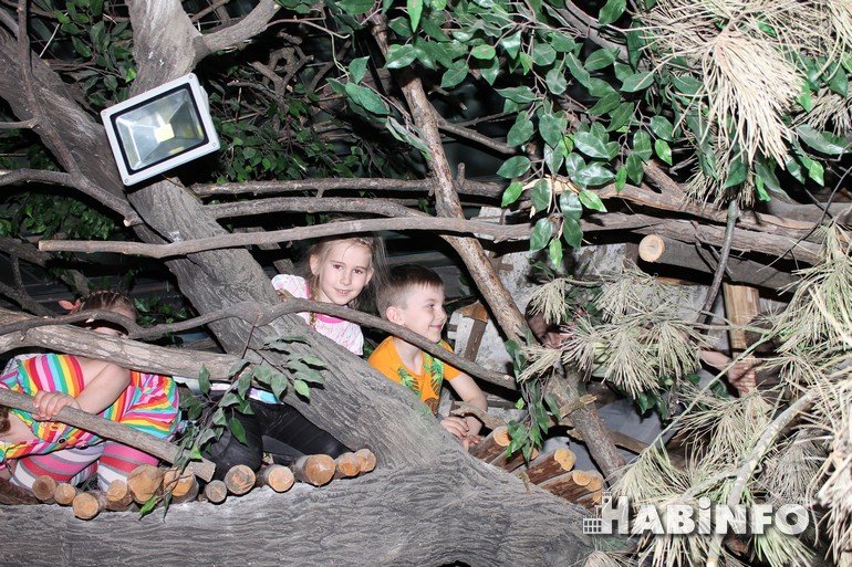 археологический музей детьми лабиринты подземелья
