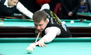 Лучшие игроки в бильярд вышли вперёд на соревнованиях в Хабаровском крае
