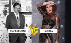 Маяковский или Бузова: отличи поэзию от русской попсы (тест)