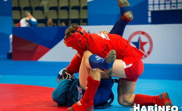 Хабаровские самбисты на чемпионате России: два серебра, бронза и ни одного золота