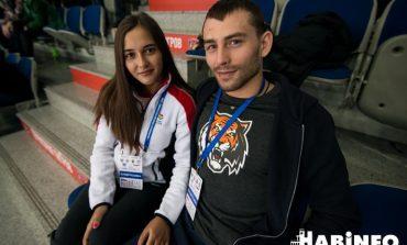 Самбисты Евгений Сухомлинов и Екатерина Богдан: самбо — не помеха отношениям