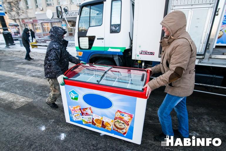 скидки продукты выборы президента хабинфо