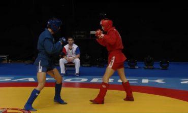Чемпионат России по самбо открывается в Хабаровске
