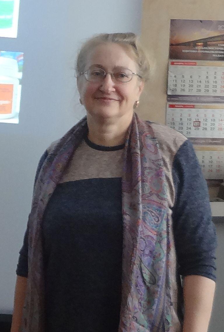 Марина Глотова центр сияние