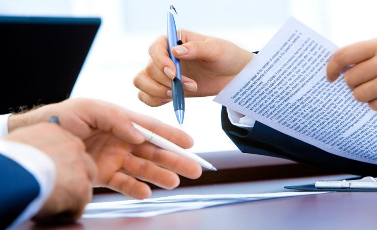 Как расторгнуть договор подряда
