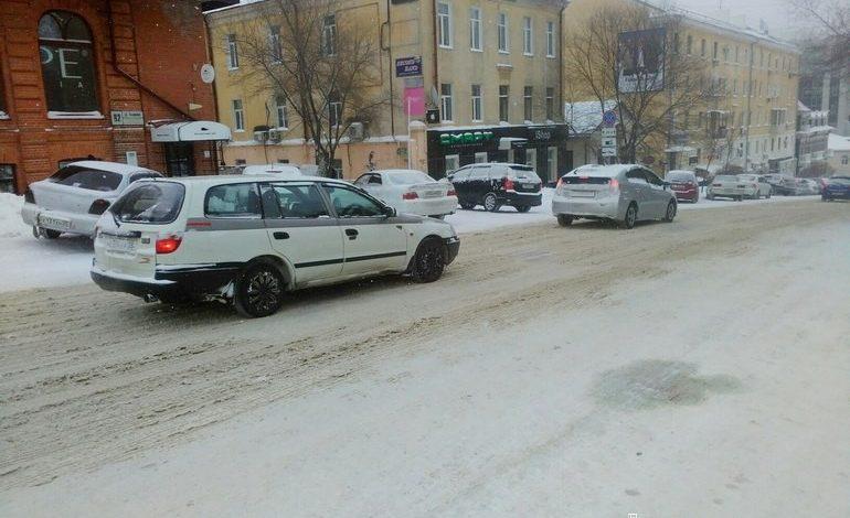 Управляйку и МУП «Южное» наказали за нечищеные хабаровские дороги